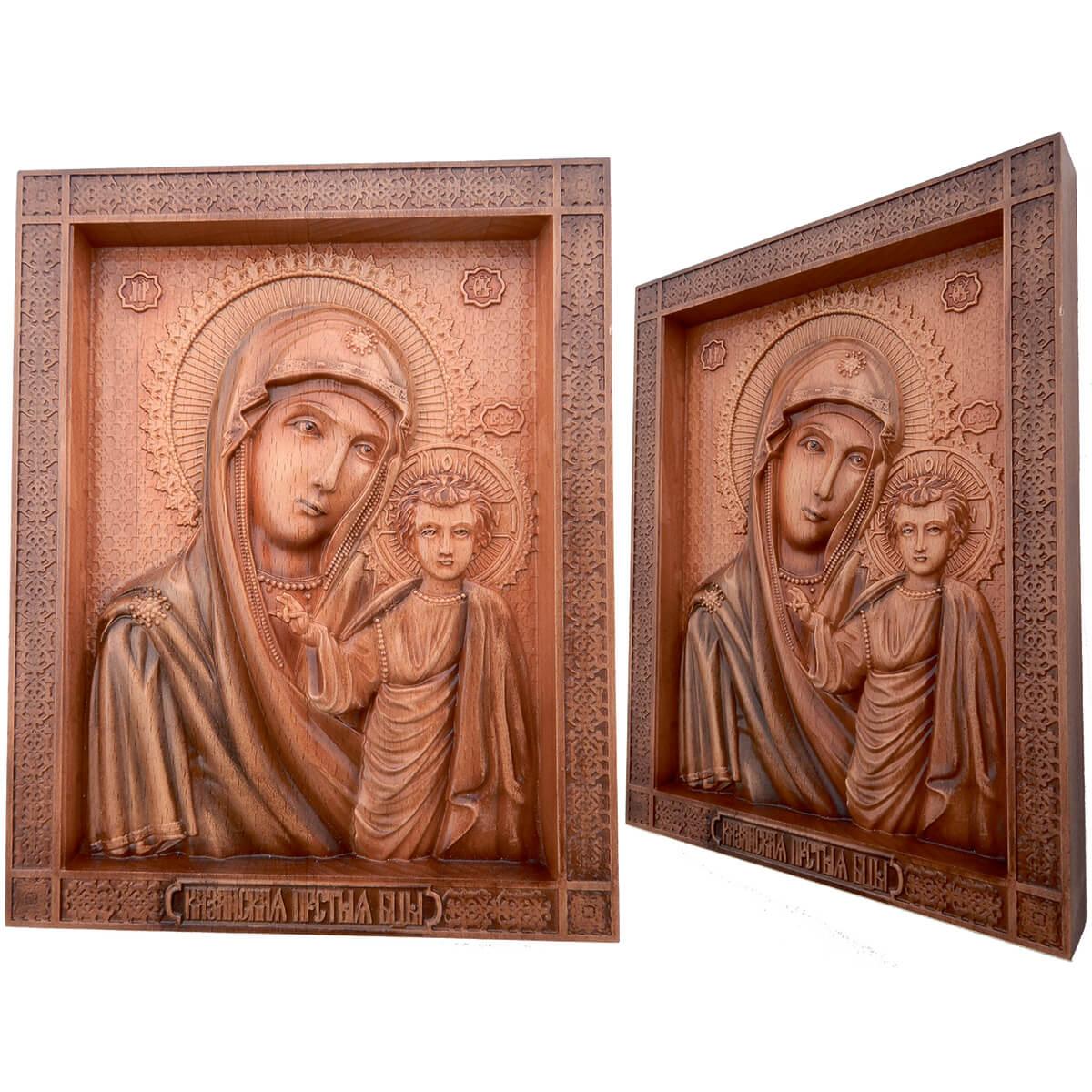 Икона Божией матери Казанской