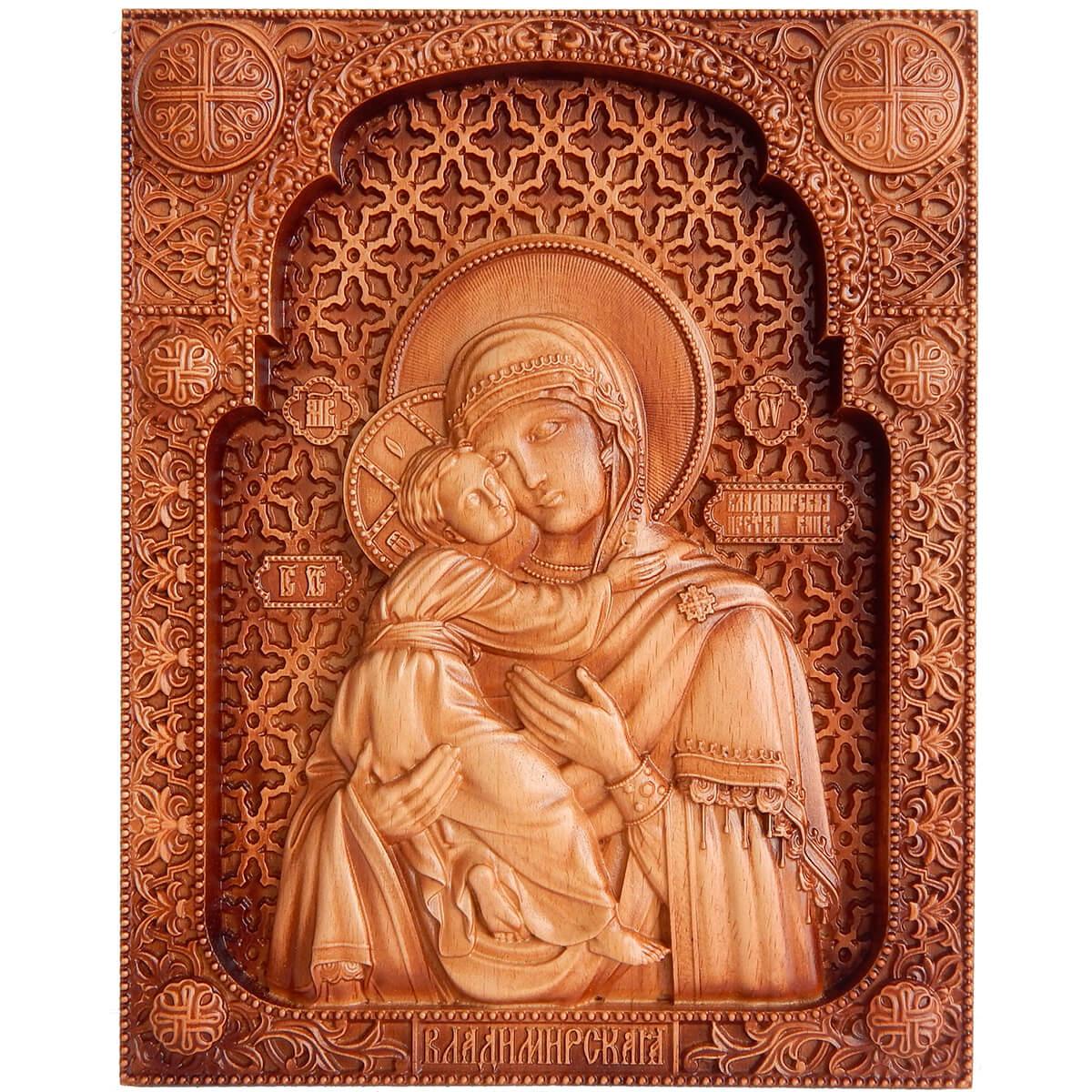 Икона Божья Матерь Владимирская