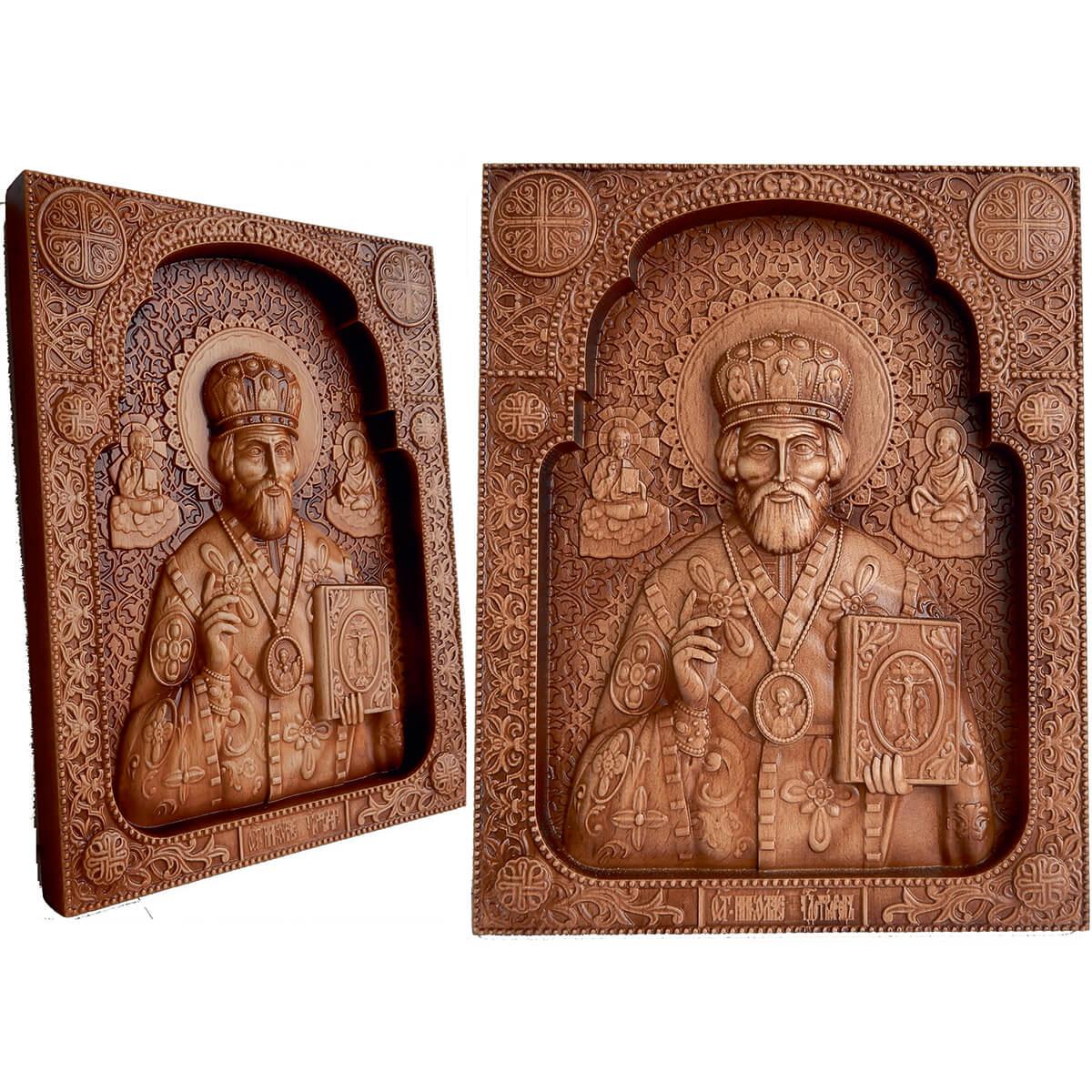 Икона Никола чудотворец