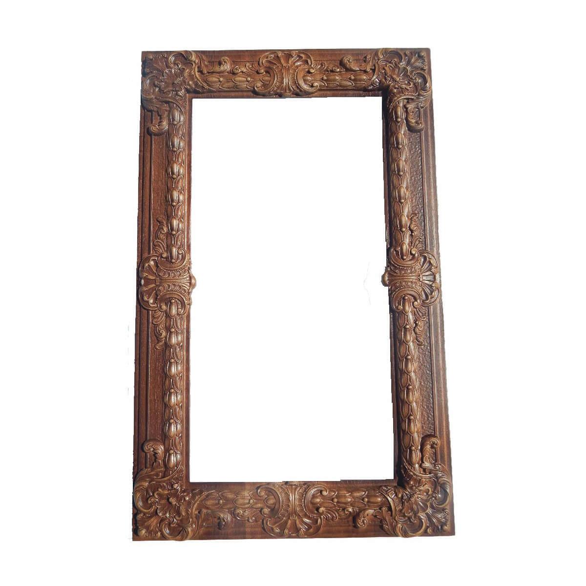 Деревянная рама для зеркал и картин