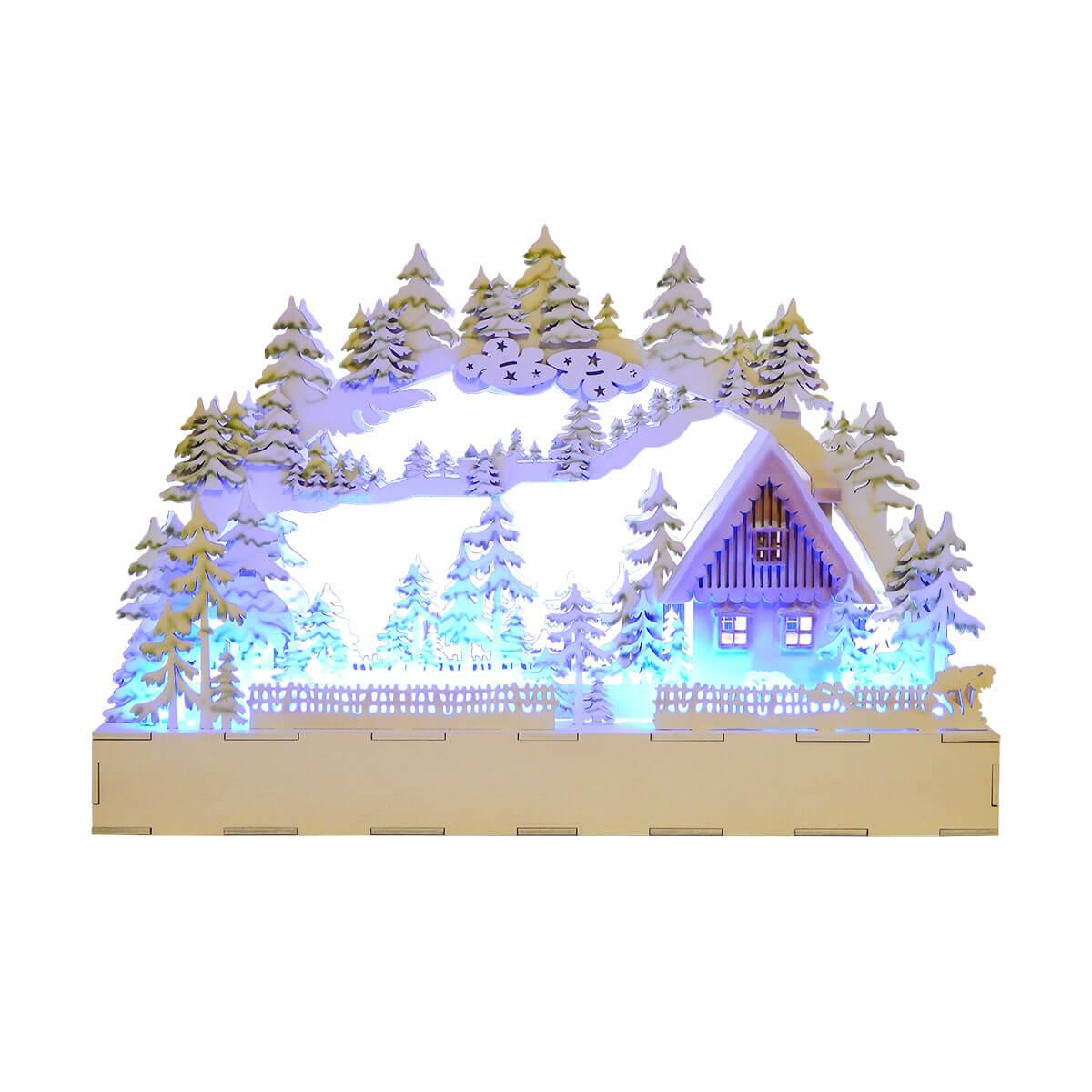 Светильник новогодний