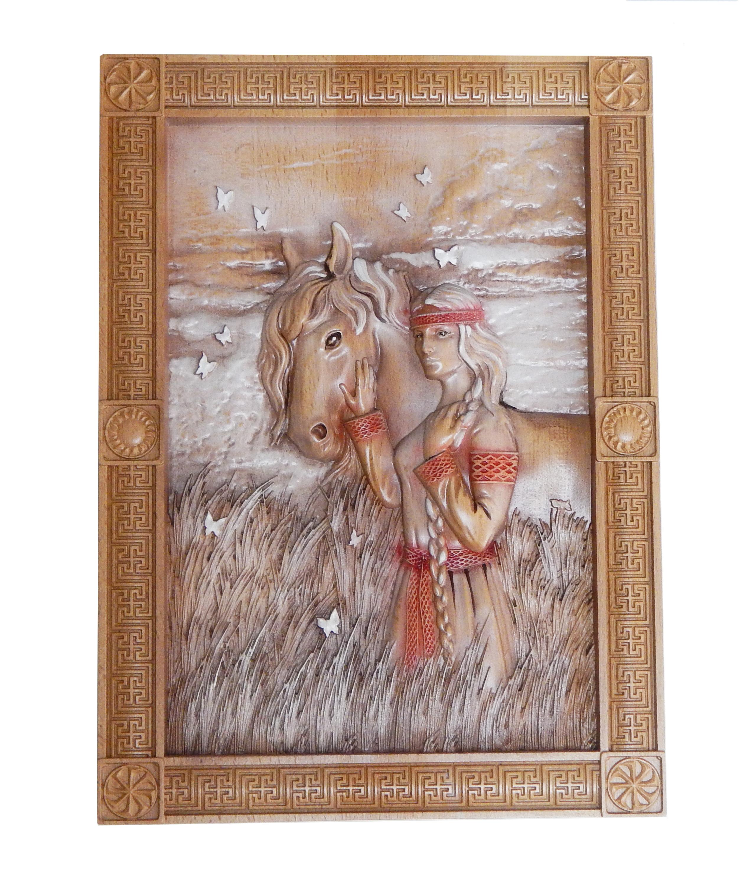 Купить картину Белая Русь
